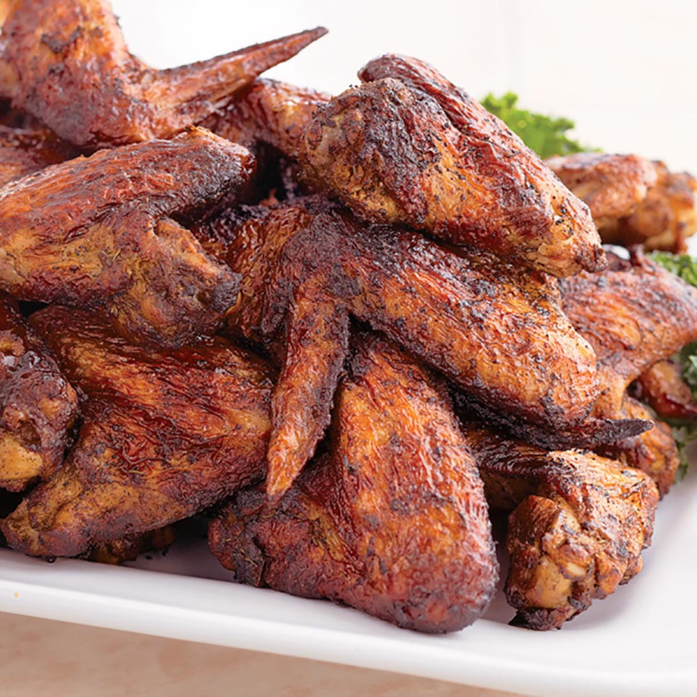 Chicken Wings, Hickory BBQ - 1 lb. - Add $5