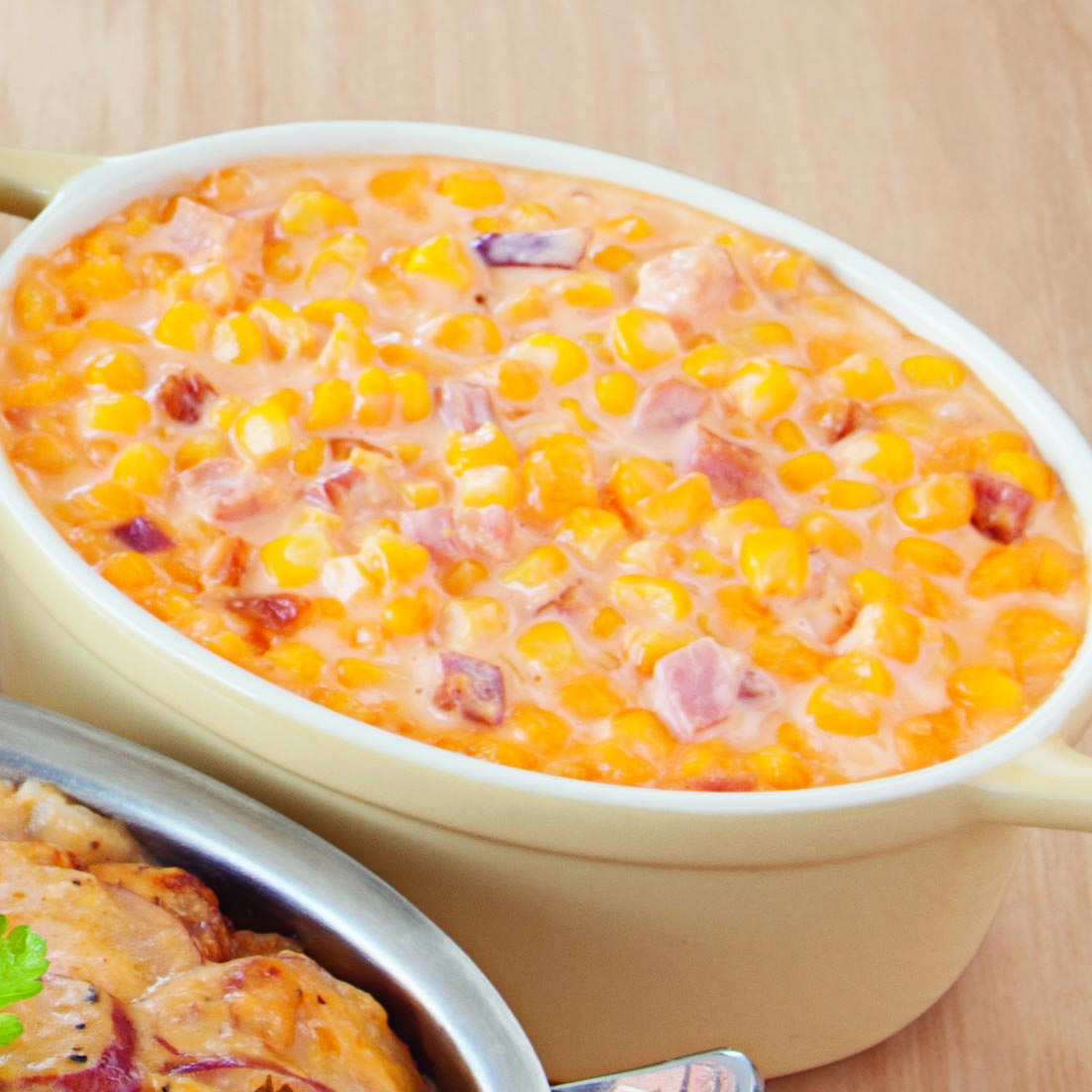 30oz - Cheesy Corn Bake