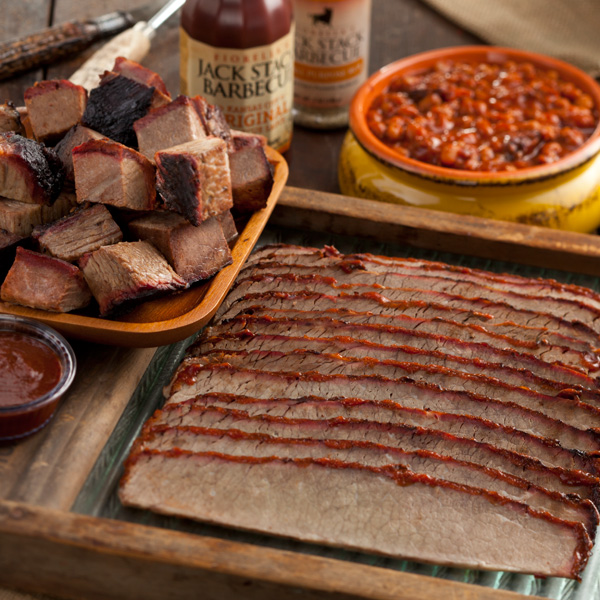 Burnt Ends & Brisket