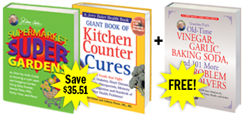 Buy any two books - get a third one FREE!