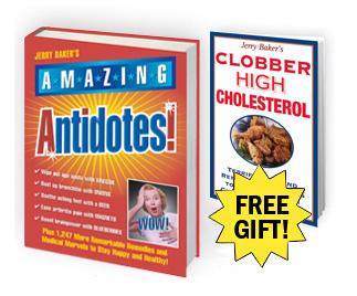 Amazing Antidotes