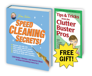 Speed Cleaning Secrets!