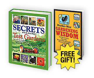 Secrets from the Jerry Baker Test Gardens