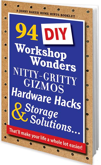 94 DIY Workshop Wonders