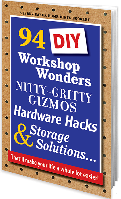 94 DIY Workshop Wonders
