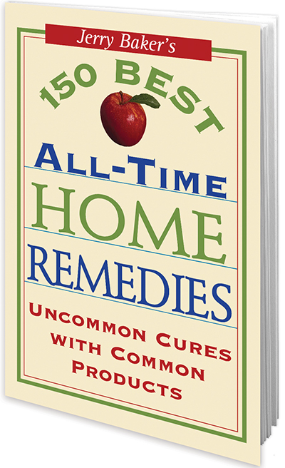 150 Best All-Time Home Remedies