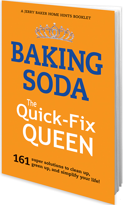 Baking Soda The Quick-Fix Queen