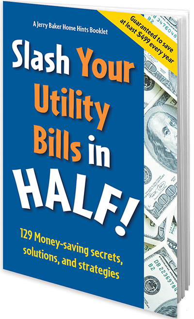 Slash Your Utility Bills in Half