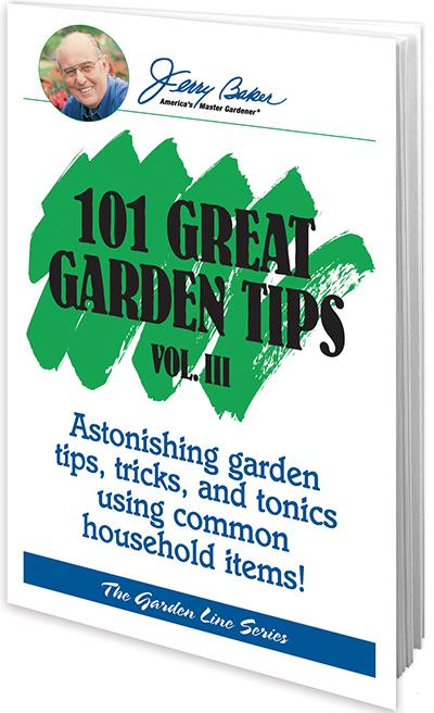 101 Great Garden Tips Vol 3