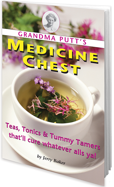 Grandma Putt's Medicine Chest