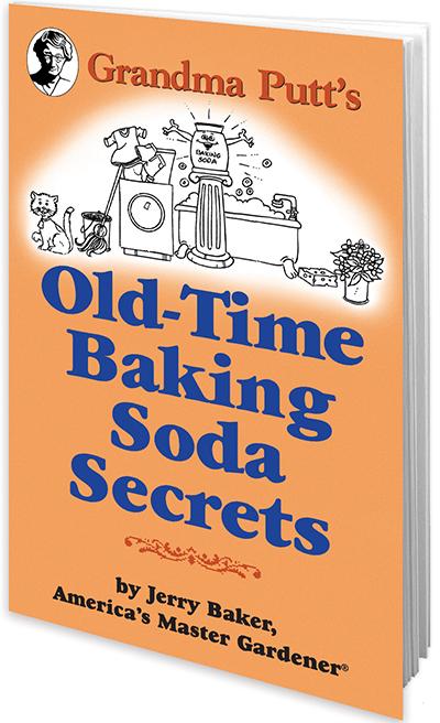 Grandma Putt's Old-Time Baking Soda Secrets