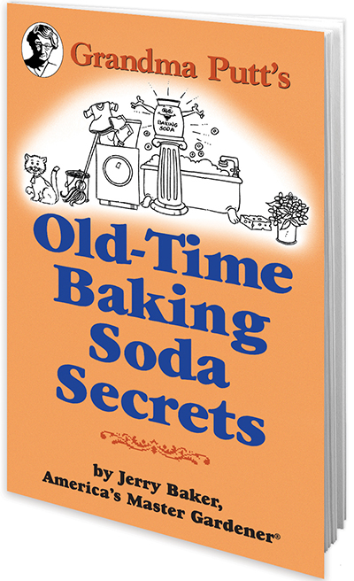 Grandma Putt's Old-Time Baking Soda Secrets