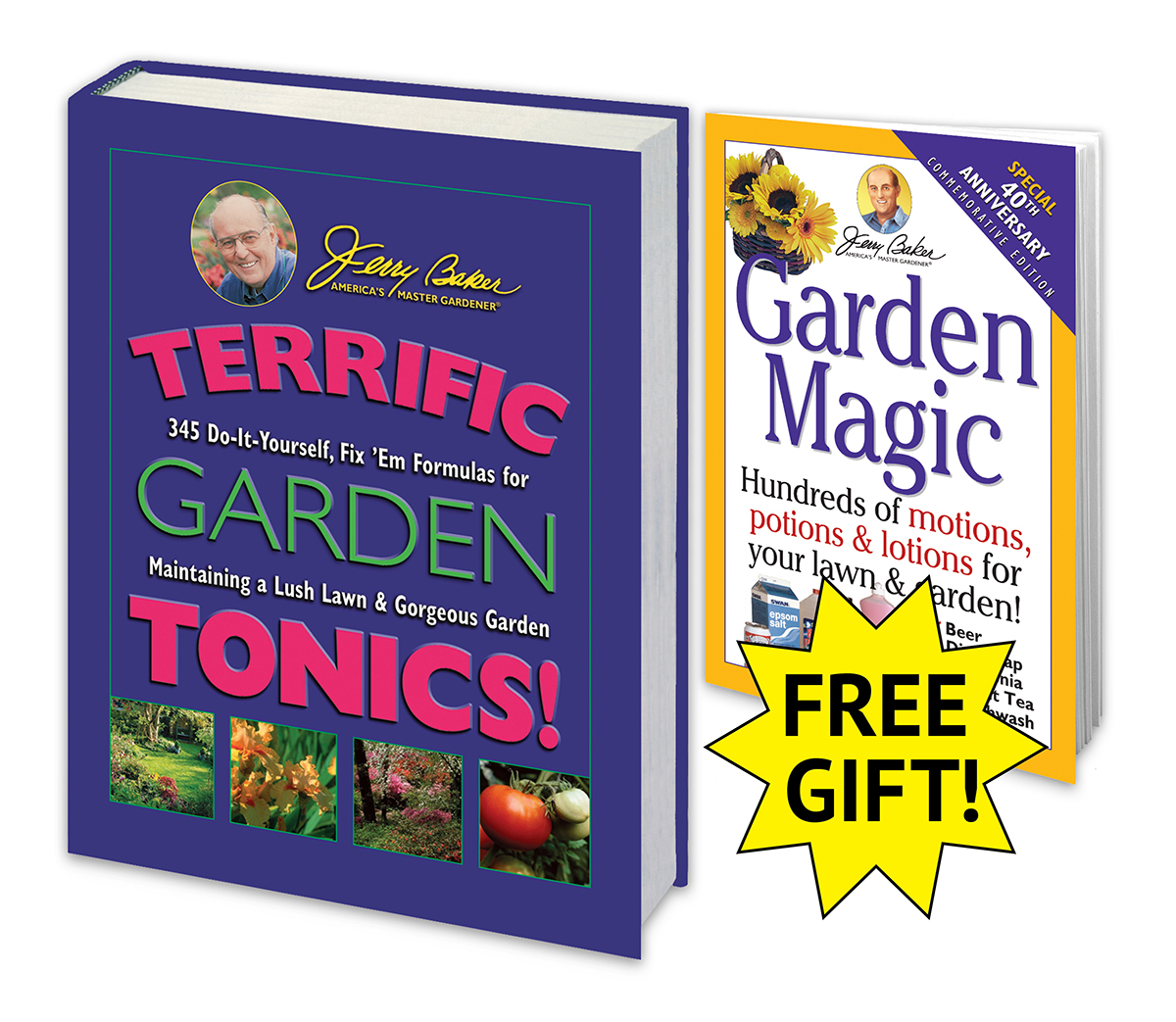 Terrific Garden Tonics