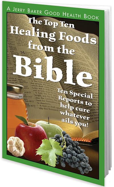 Top Ten Healing Foods from the Bible