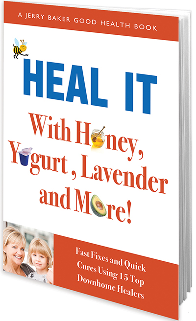 Heal it with Honey, Yogurt, Lavender and More!