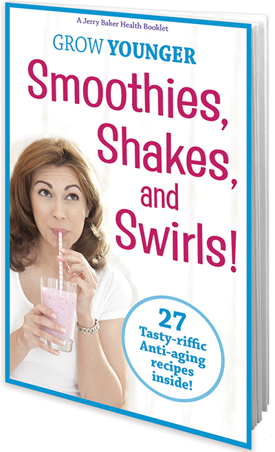 Grow Younger Smoothies, Shakes, and Swirls!