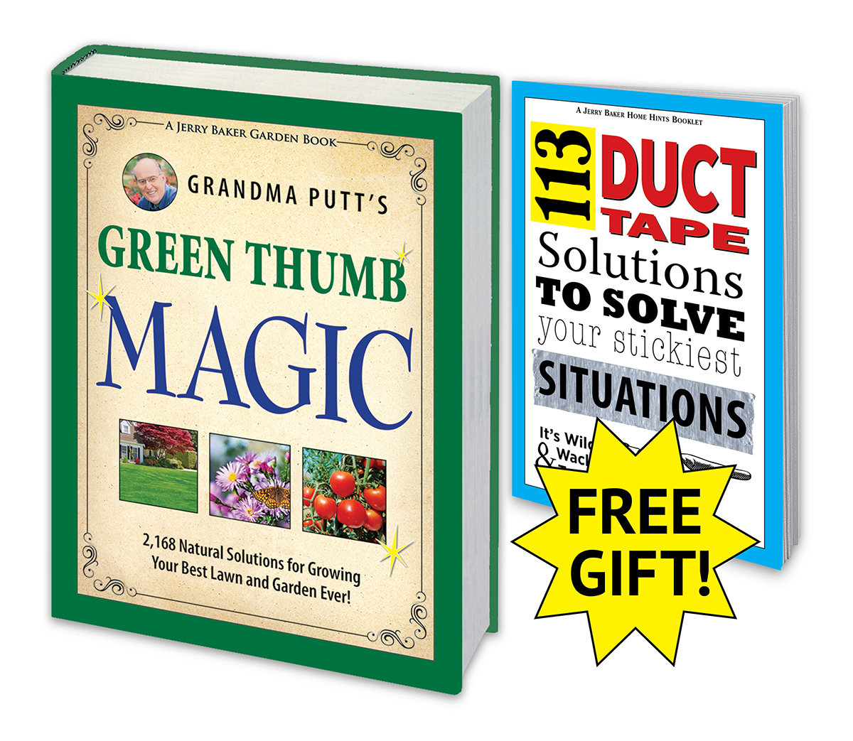 Grandma Putt's Green Thumb Magic