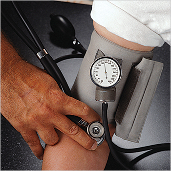 4. Banish high blood pressure.