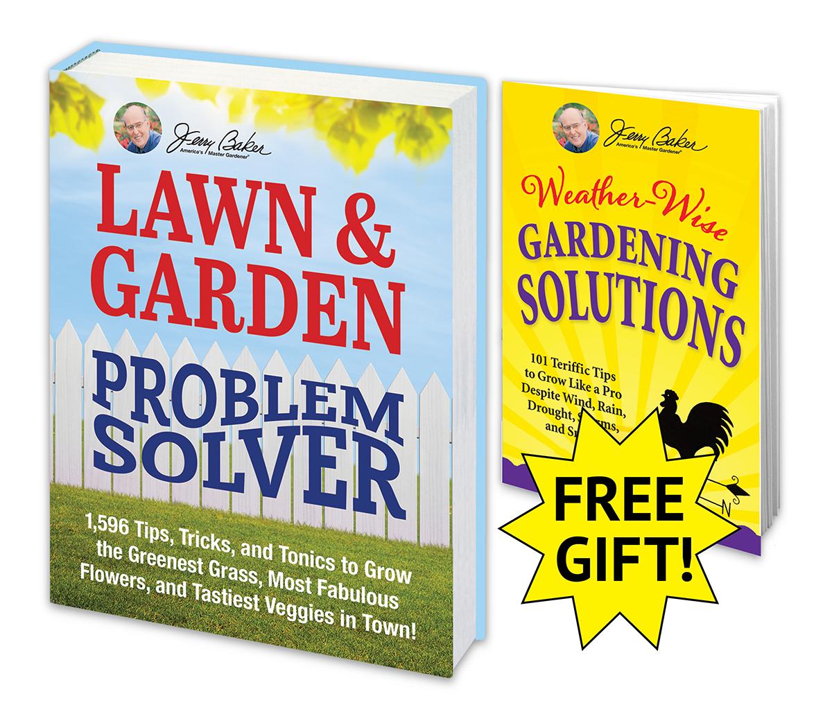 Lawn & Garden Problem Solver