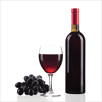 4. Wine about it.