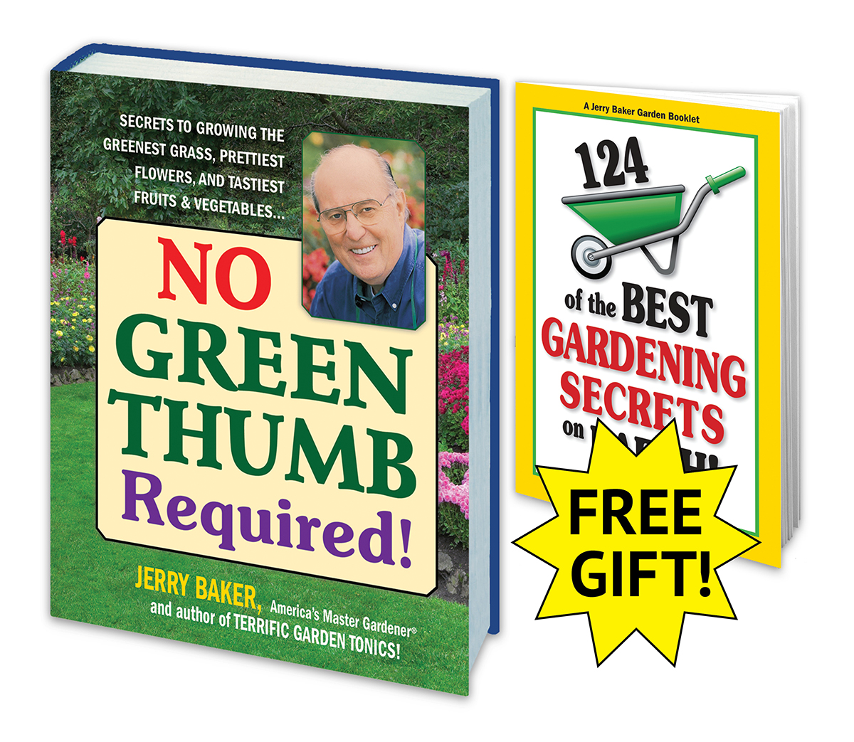 No Green Thumb Required