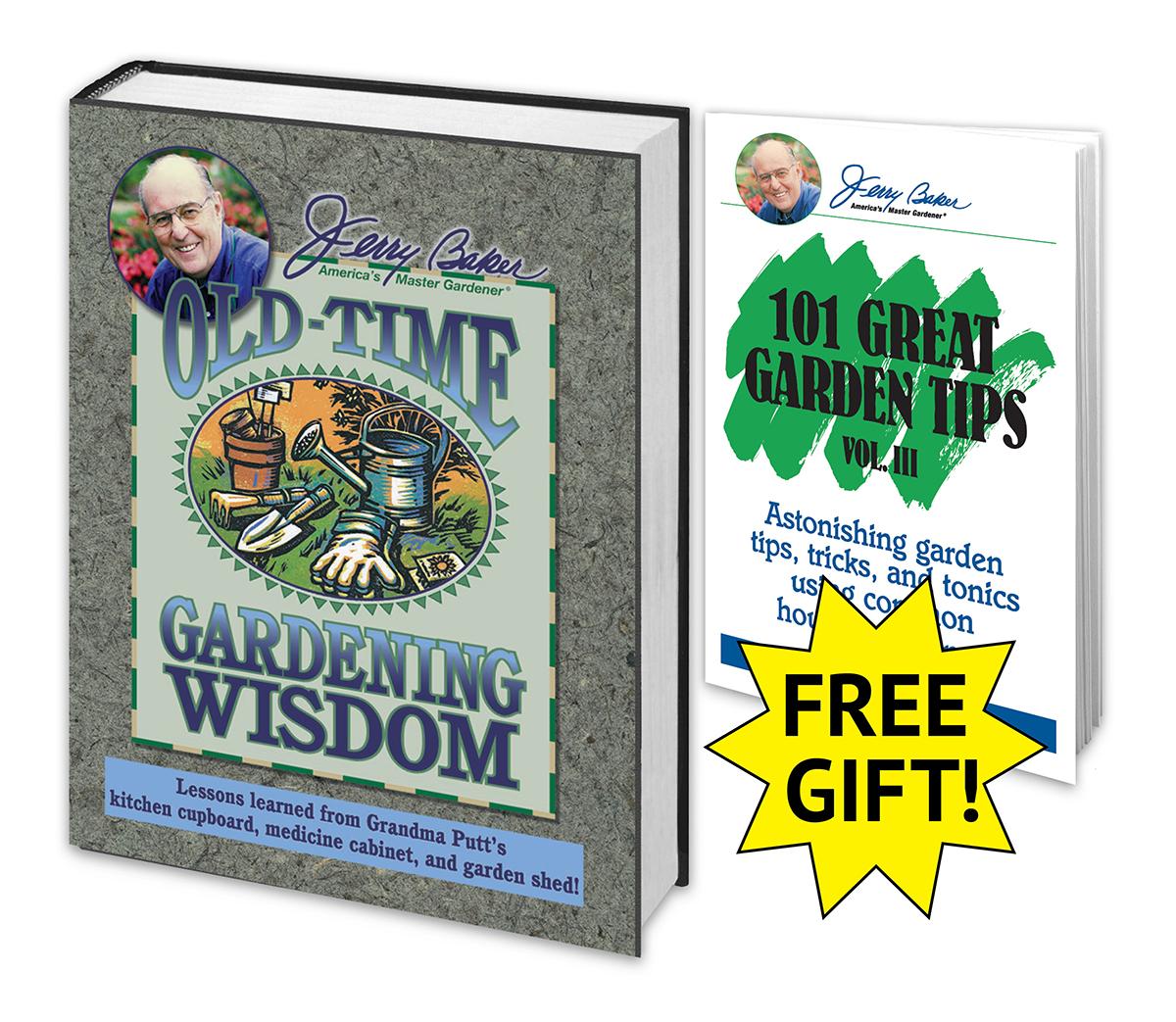 Old-Time Gardening Wisdom