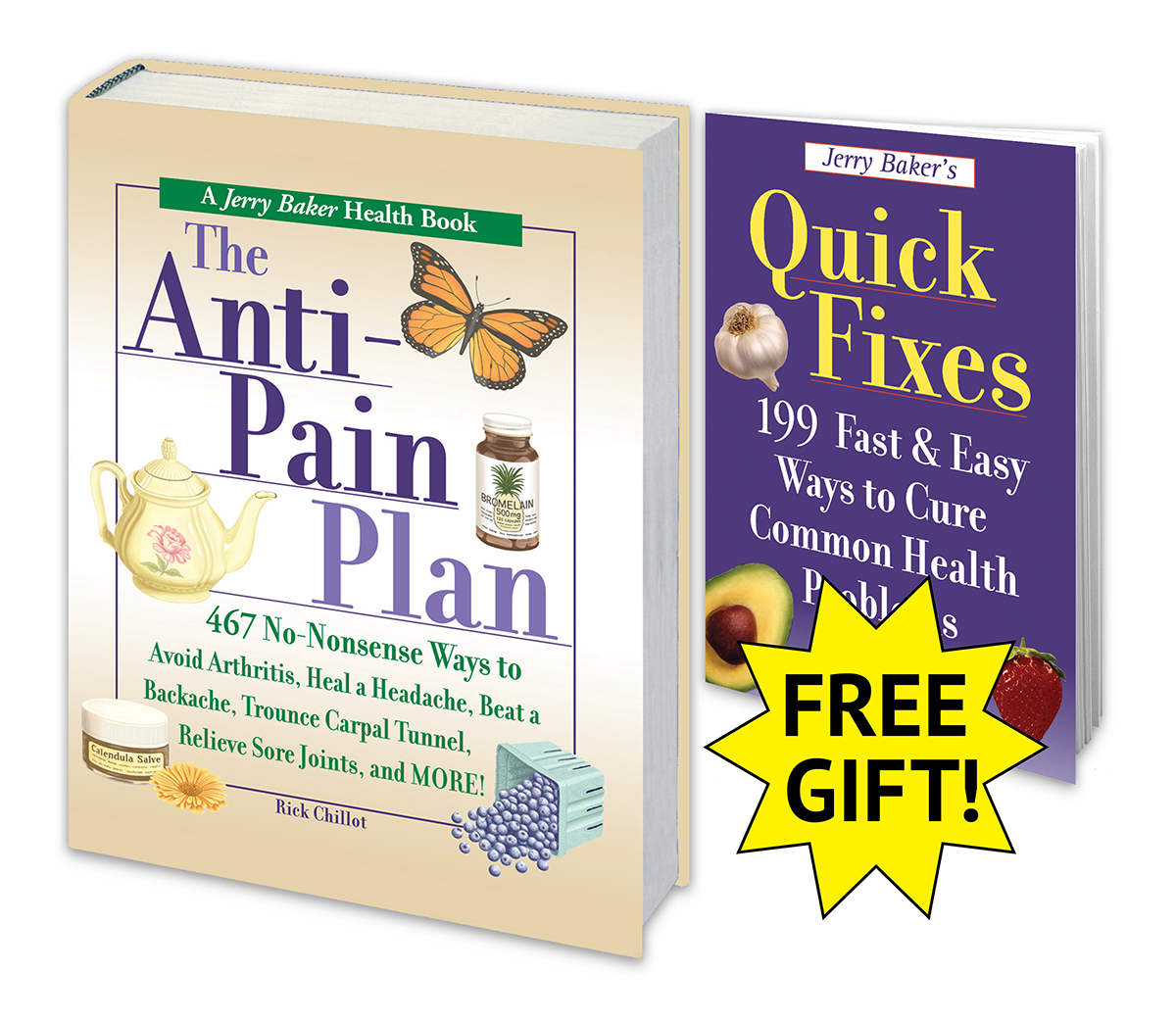 The Anti-Pain Plan