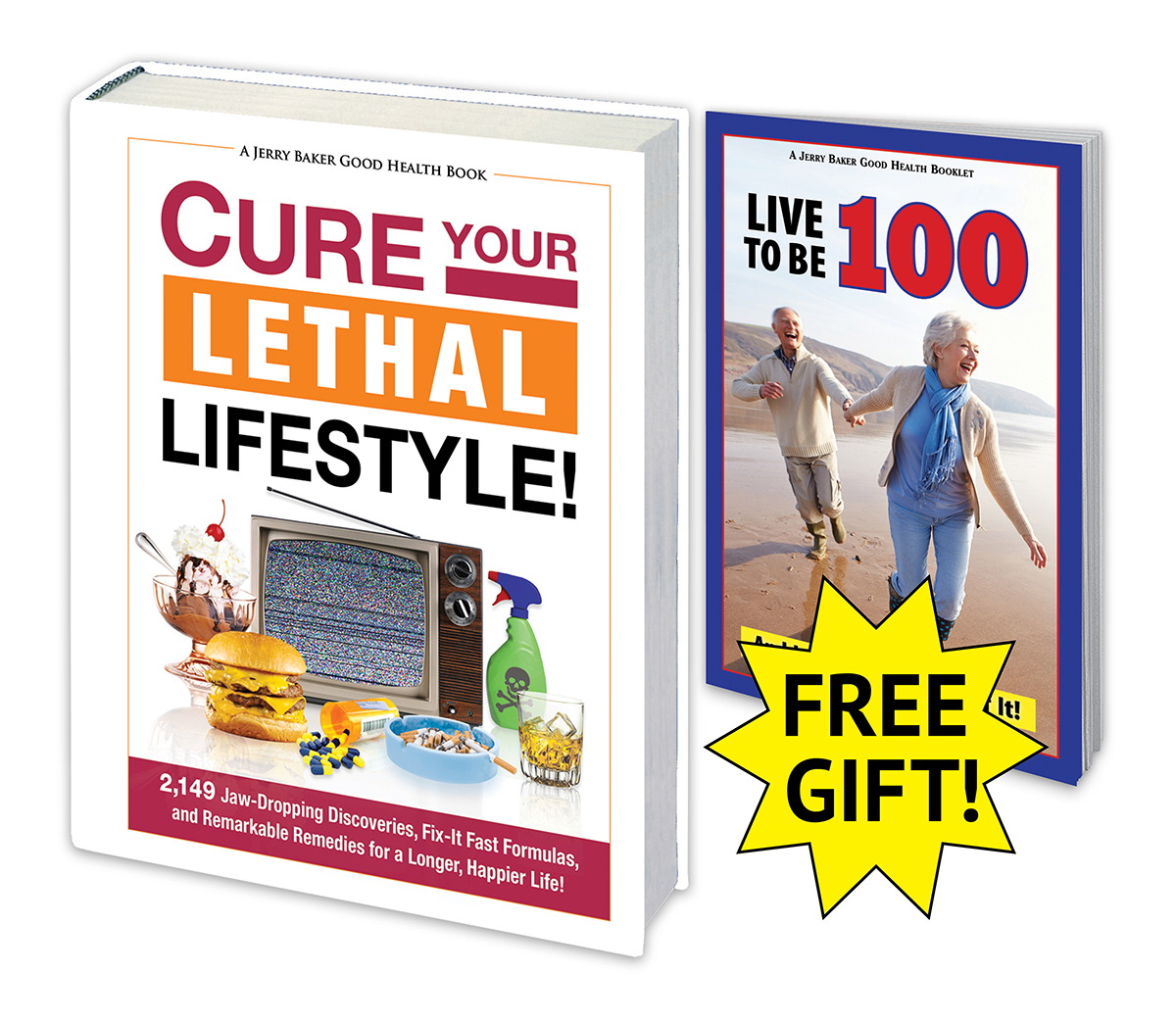 Cure Your Lethal Lifestyle!