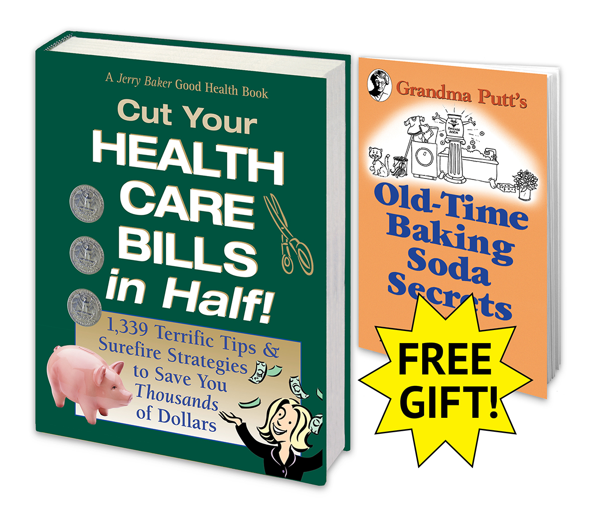Cut Your Health Care Bills in Half