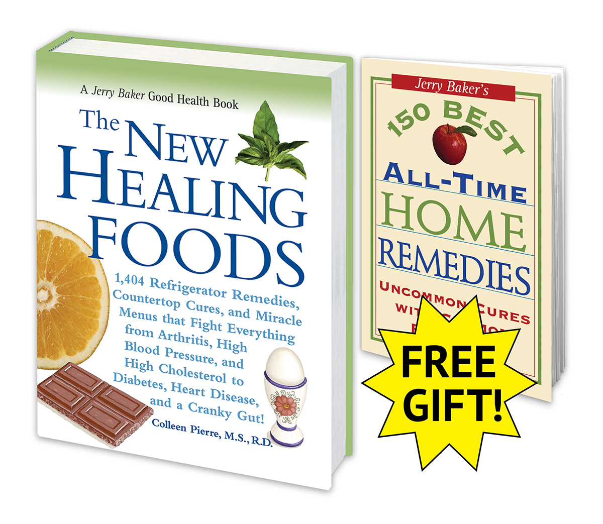The New Healing Foods