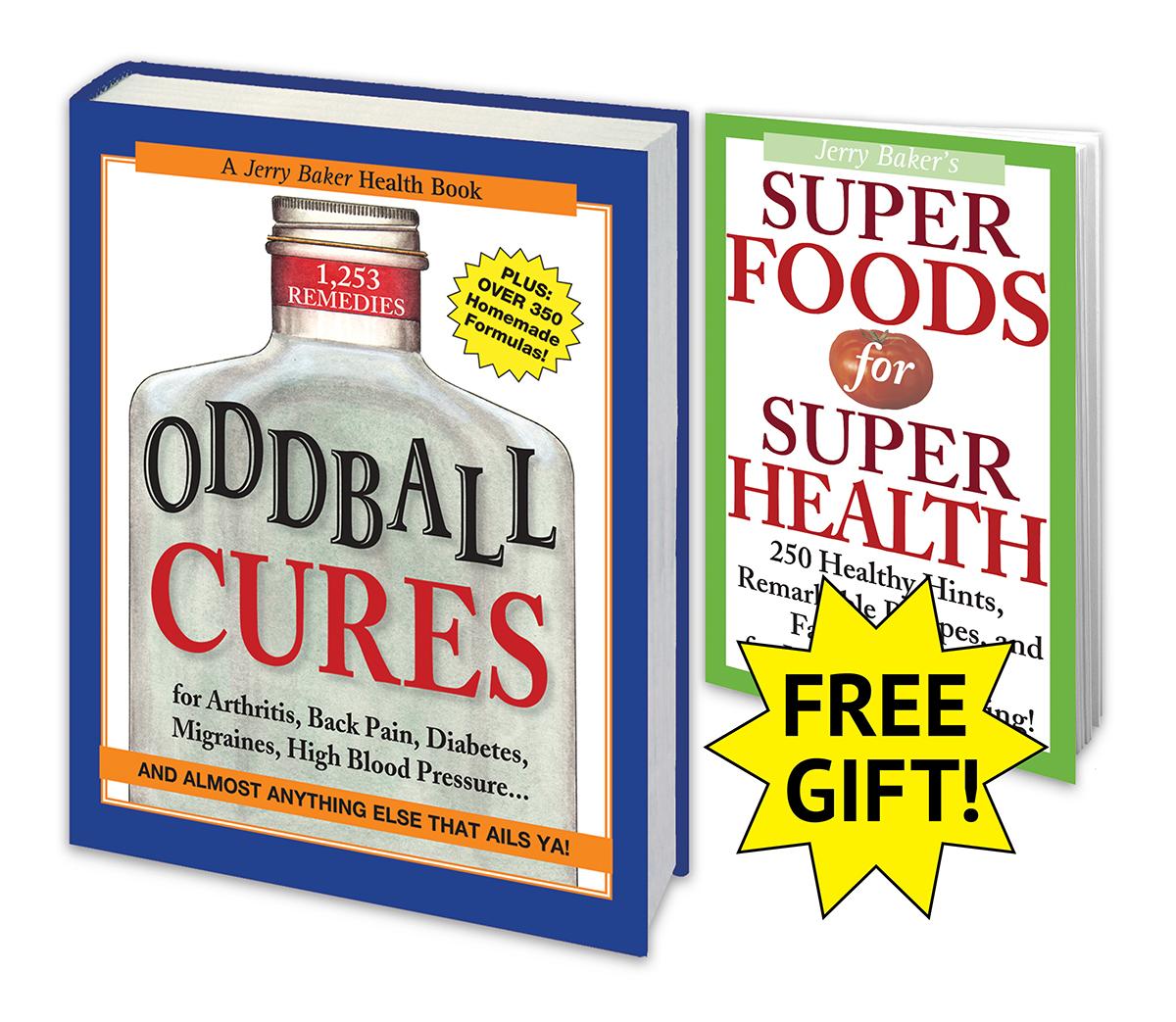Oddball Cures