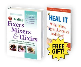 Healing Fixers Mixers & Elixirs