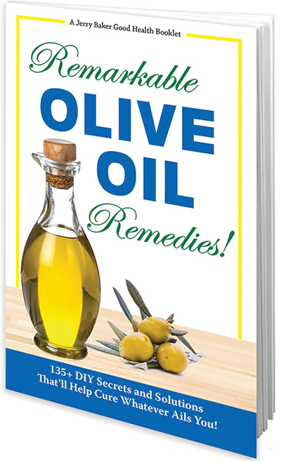 Remarkable Olive Oil Remedies