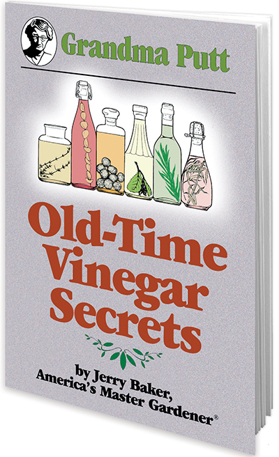 Old-Time Vinegar Secrets