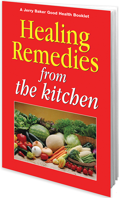 Healing Remedies from the Kitchen