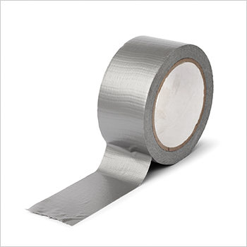 Duct tape...in the GARDEN? Yes!