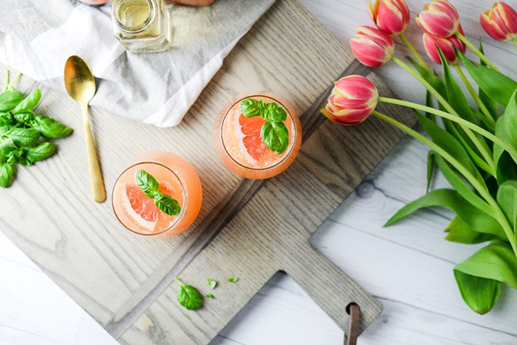 Mothers Day Mimosa Recipe and Giveaway