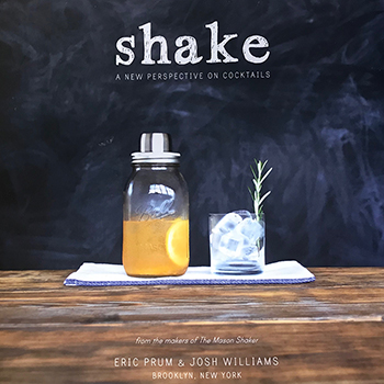 Shake: A New Perspective on Coktails