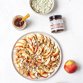 Apple Maple Bacon Nachos Lifestyle Blog