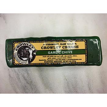 Crowley Garlic & Chive Cheese - PSD-1199