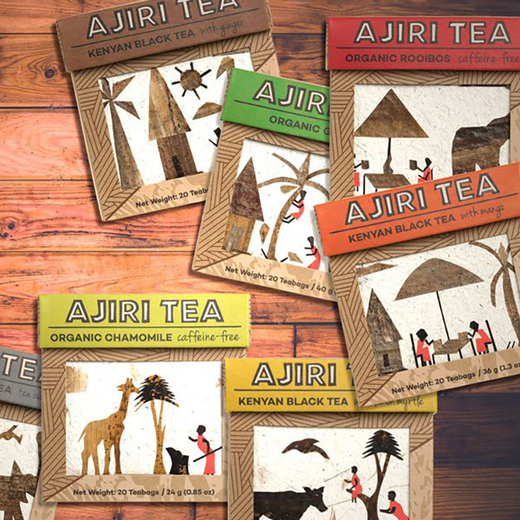 Ajiri Tea: The delicious gift that gives back!