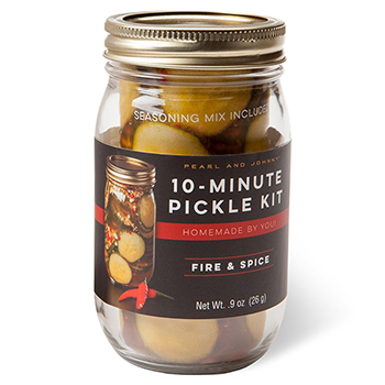 Fire & Spice Pickle Kit
