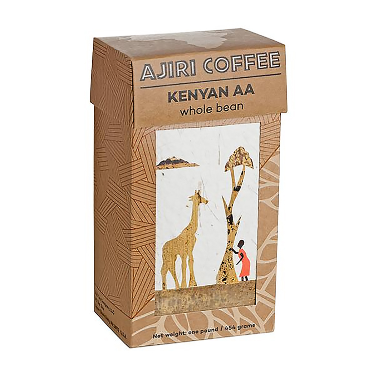 Ajiri Kenyan Coffee-Whole Bean
