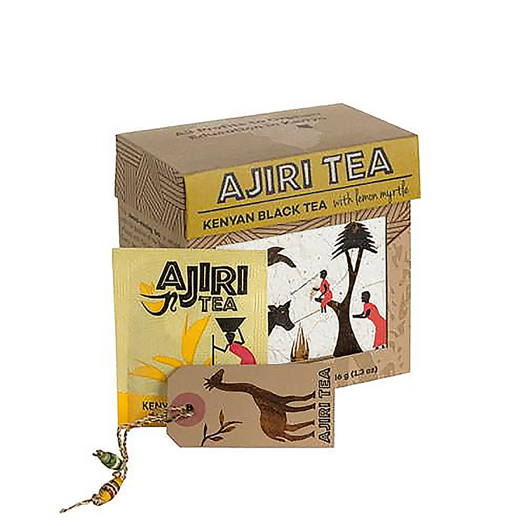Ajiri Tea Black Tea with  Lemon