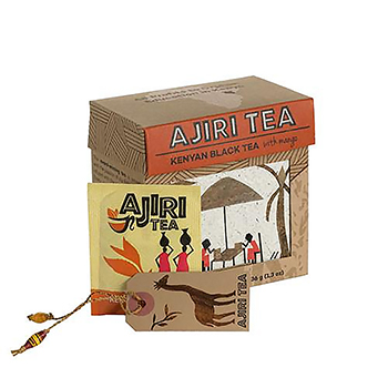 Ajiri Tea Black Tea with Mango