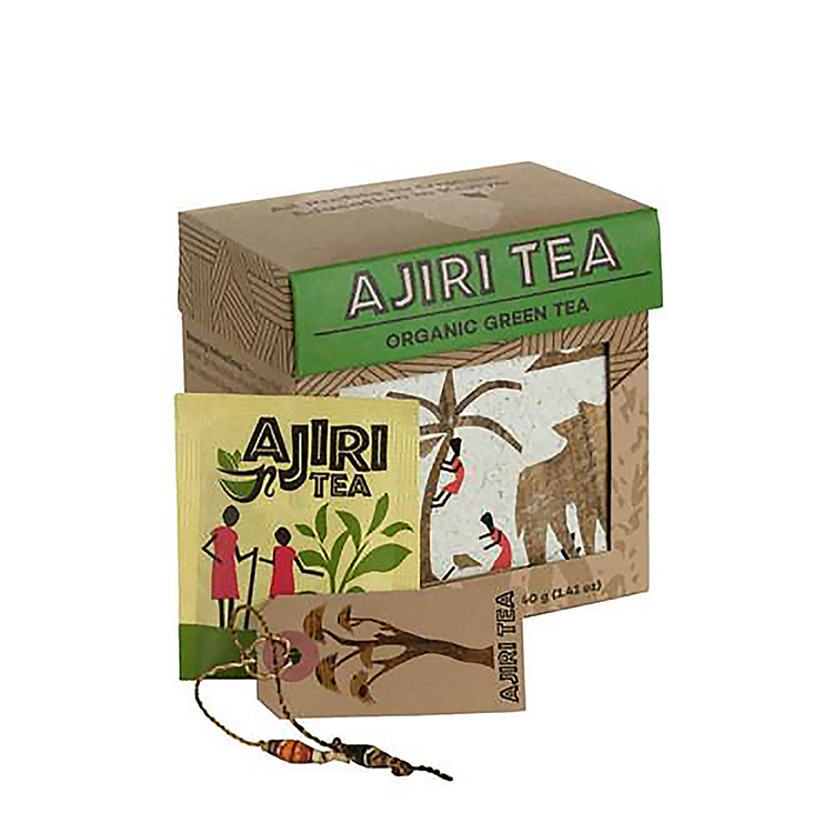 Ajiri Tea Organic Green Tea