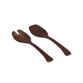 Andrew Pearce Black Walnut Salad Server