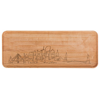Maple Appetizer Tray-ALL CITYSCAPES