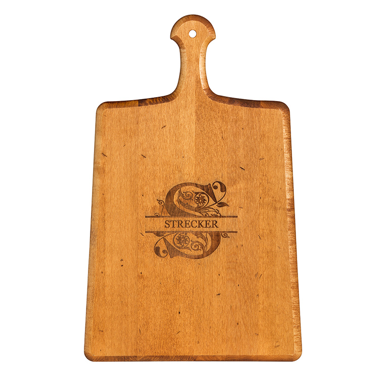 Maple Paddle Serving Board