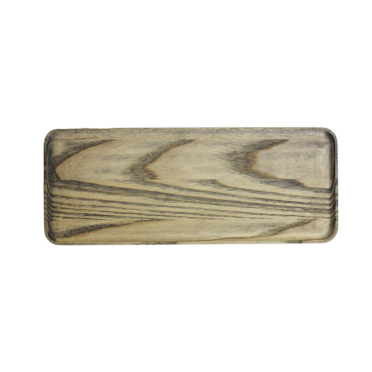 Ash Appetizer Plate-Driftwood